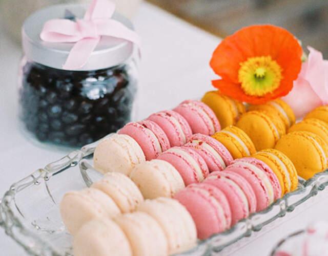 Hochzeitstorte und Süßigkeiten in Luzern