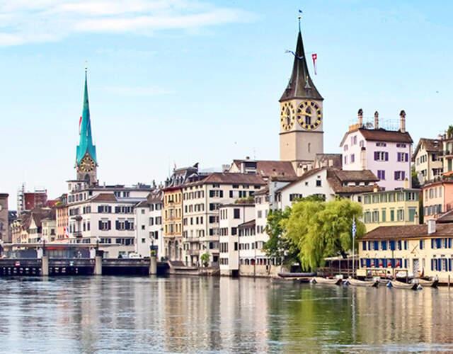 Das Beste für Ihre Hochzeit in Zürich