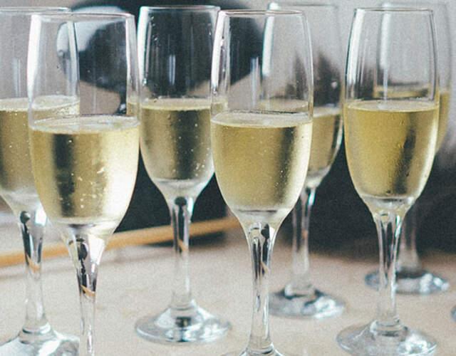 Getränkeservice für die Hochzeitsfeier in Zürich