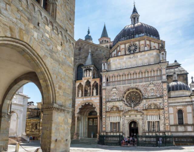 Das Beste für Ihre Hochzeit in Bergamo