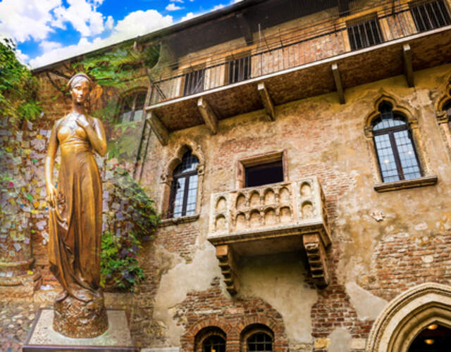 Das Beste für Ihre Hochzeit in Verona