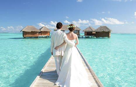 Heiraten in Malediven