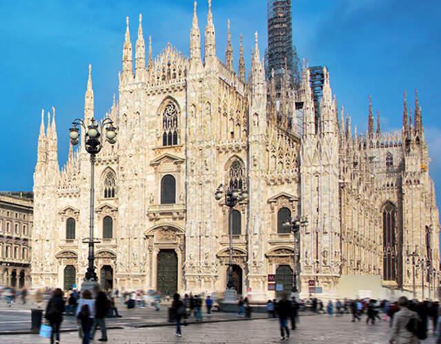 Das Beste für Ihre Hochzeit in Milano