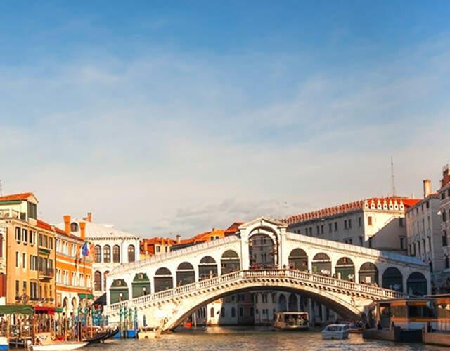Das Beste für Ihre Hochzeit in Venezia