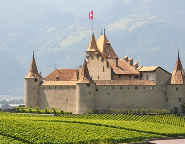 Burgen und Schlösser für die Hochzeitsfeier in Luzern