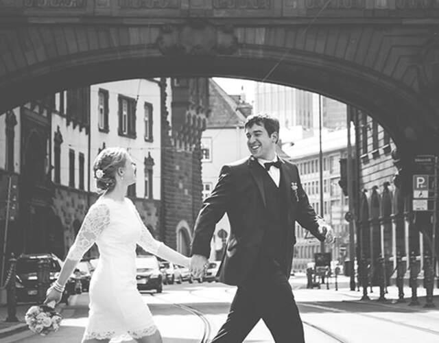 Hochzeitsfotografen und Videografen in St. Gallen