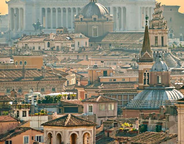 Das Beste für Ihre Hochzeit in Roma