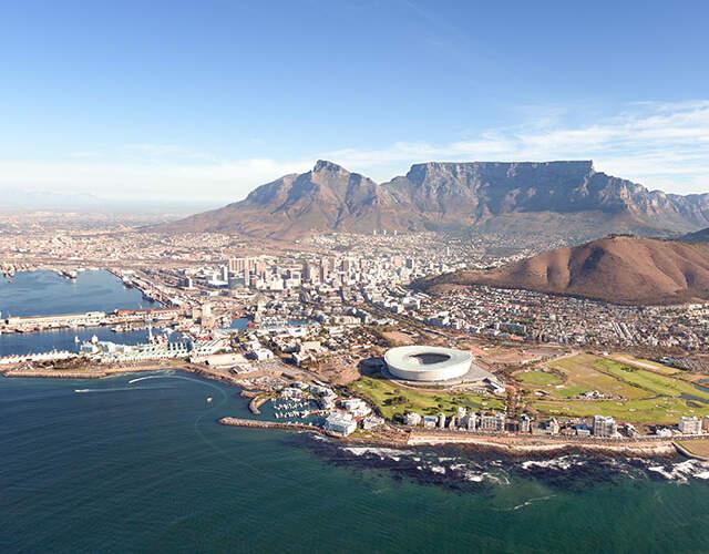 Das Beste für Ihre Hochzeit in Western Cape