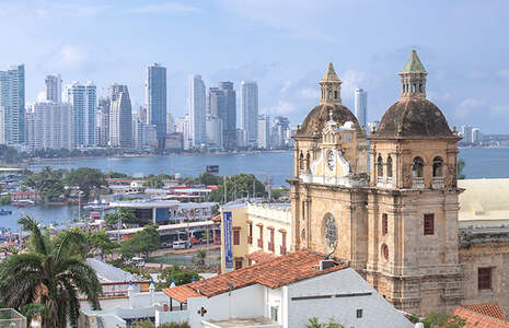 Heiraten in Kolumbien