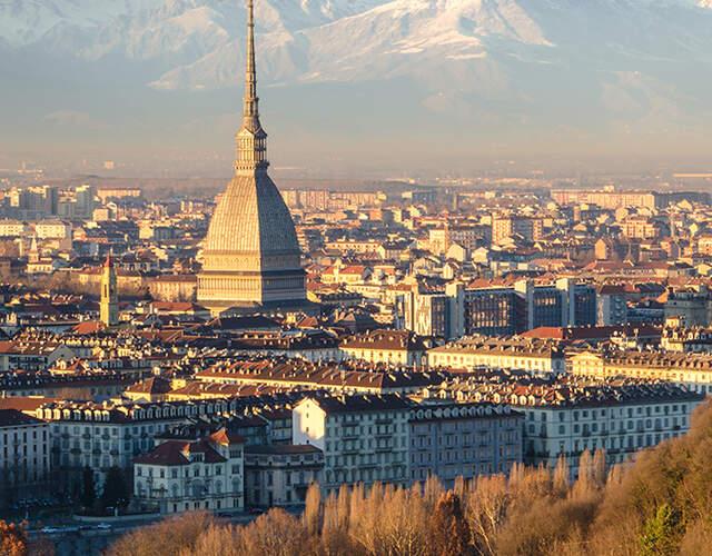 Das Beste für Ihre Hochzeit in Torino