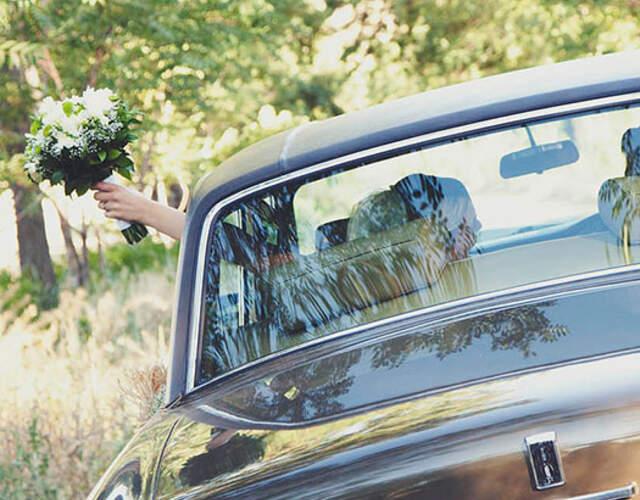 Hochzeitsautos und Hochzeitskutschen in Basel