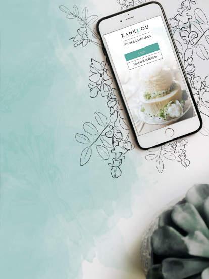 Laden Sie sich die App für Dienstleister herunter