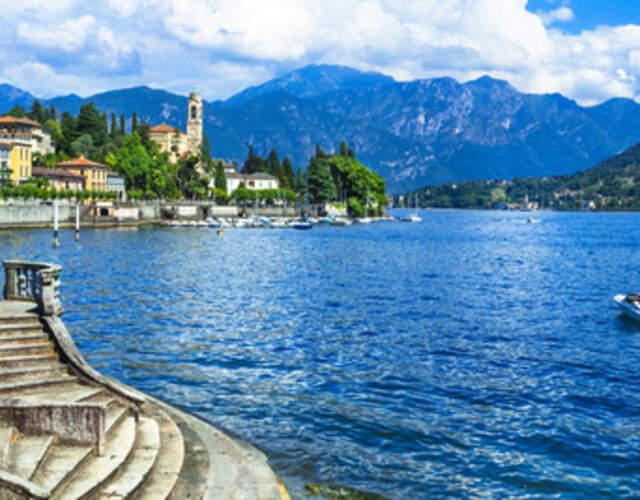 Das Beste für Ihre Hochzeit in Como