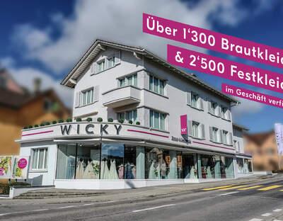 WICKY Braut- & Festmode