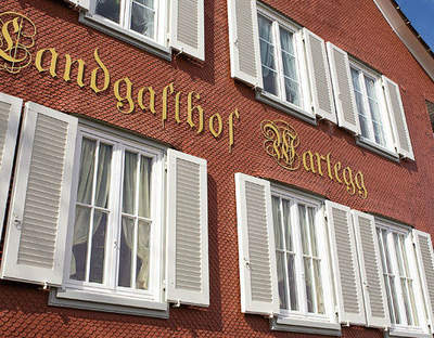 Landgasthof Wartegg