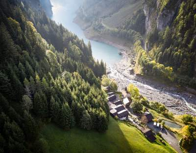Berghotel & Alpwirtschaft Sankt Martin